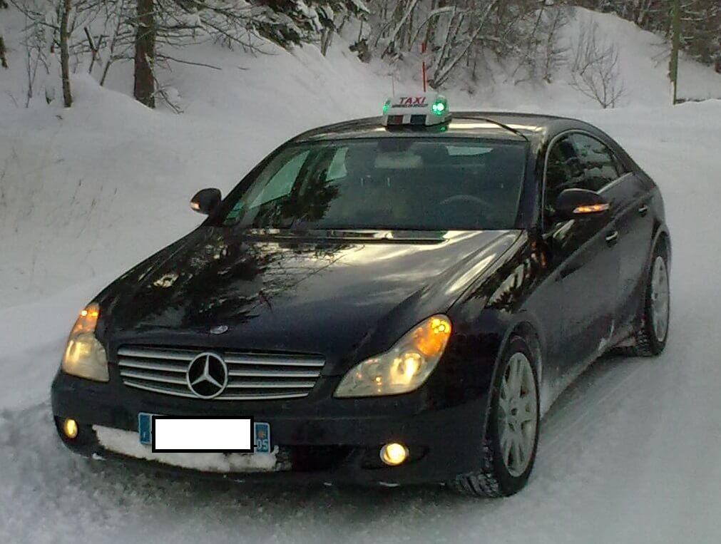 taxi mercedes de dévoluy voyages