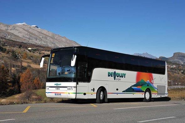 autocar dévoluy voyages