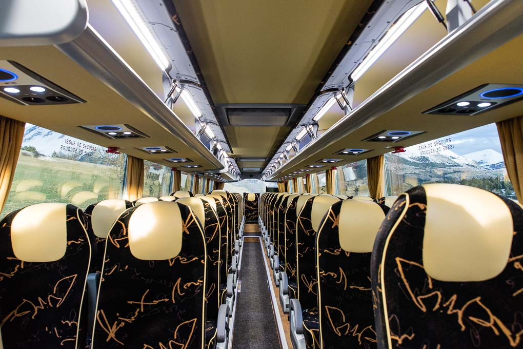 autocar altano van hool tx20 68 places avec accès pmr