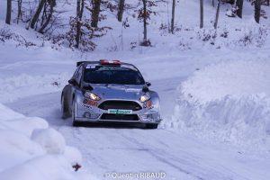 Dévoluy Voyages sponsorise le Rallye du Dévoluy